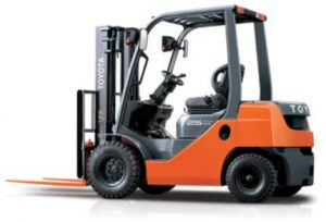Rough-Terrain Forklifts