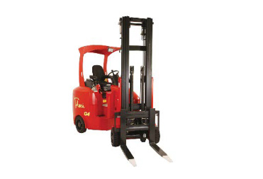 Flexi VNA articulated forklift