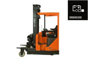 FRE270 FOUR WAY REACH TRUCK