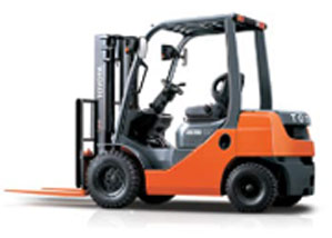 Toyota 8-Series forklifts