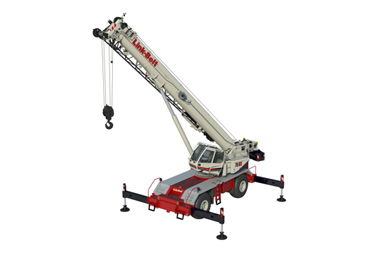 Link-Belt RTC Modules rough terrain cranes