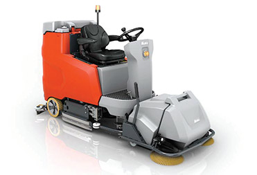 Sweeper and Scrubbers