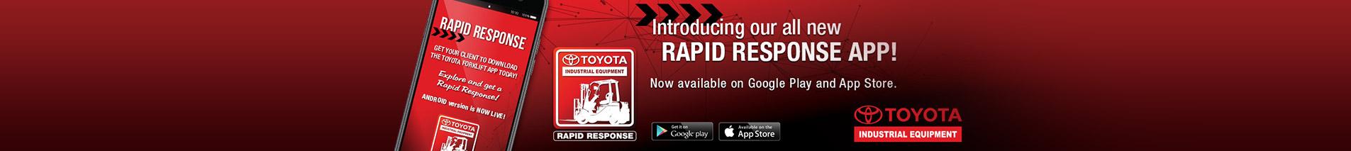 Rapid Response app