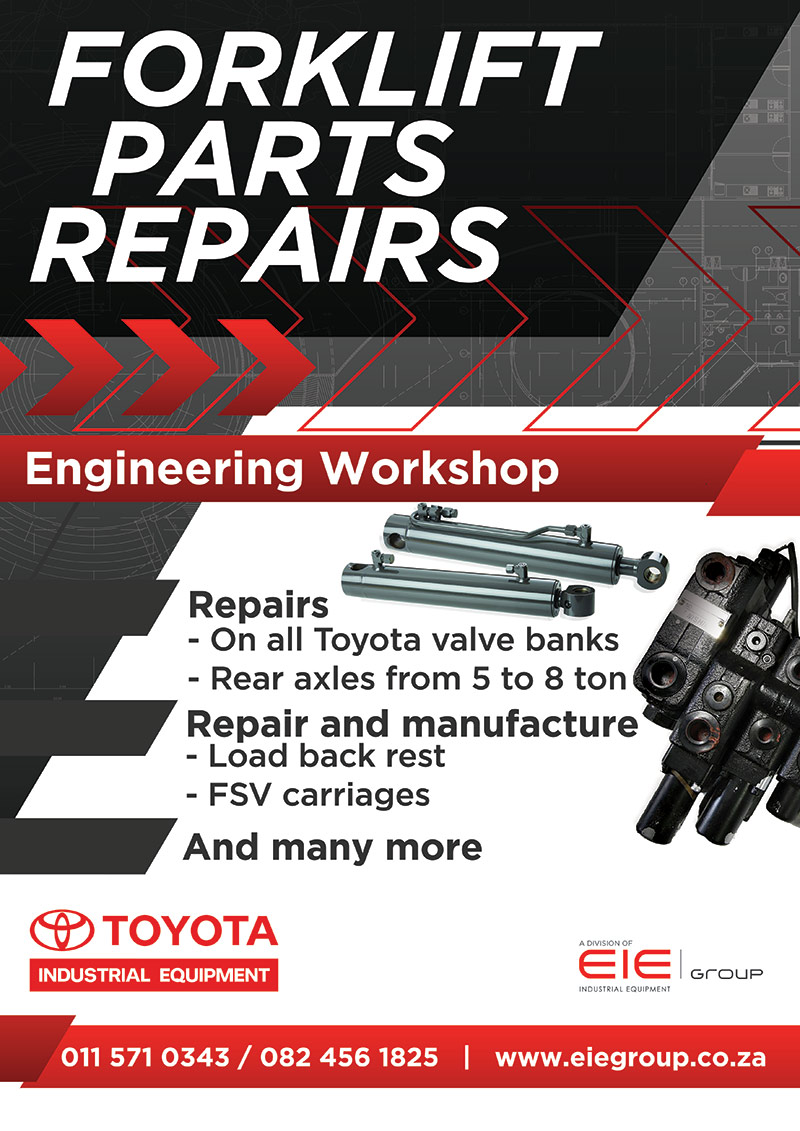 Forklift Parts and Repairs