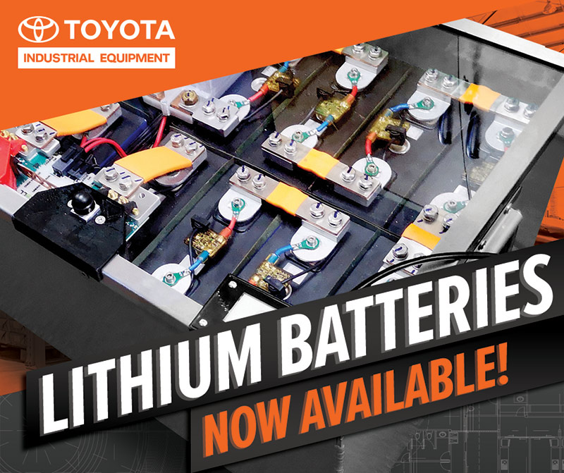 Toyota Lithium Battery