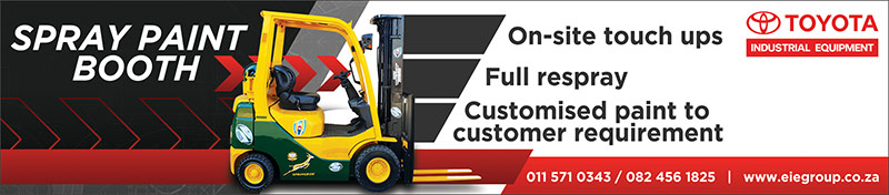 Toyota Forklifts and Materials Handling Equipment