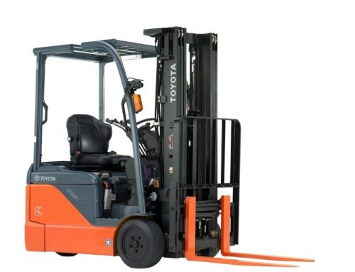 Counter Balance Forklifts