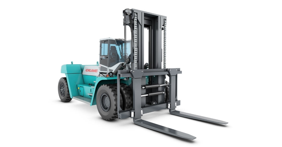 forklift for industrial use