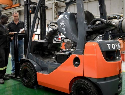 6 advantages of hiring a Toyota Forklift