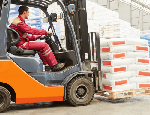 Forklift tyres – The impact of wear and tear