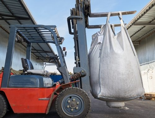 Forklift truck lifting capacity and why it's important!