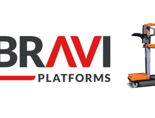 Bravi Platforms Lift Equipment now available from Toyota Forklifts