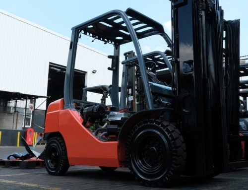 The risk of forklift exhaust emissions, can it be controlled?